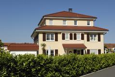 Brüggen, Gabi Assel Immobilien und mehr, Stadtvilla